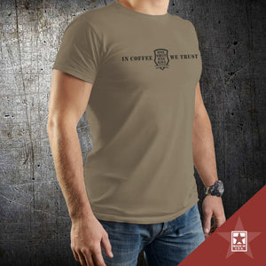 In Coffee We Trust | T-Shirt