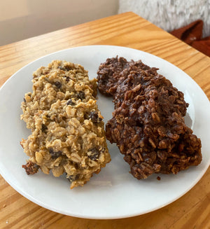 Healthy, Delicious Breakfast Cookies