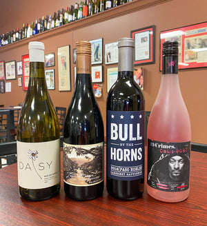 Wine Tasting April 24th, New Wines to Fantasy Candies