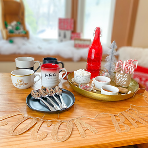DIY Hot Chocolate Bar