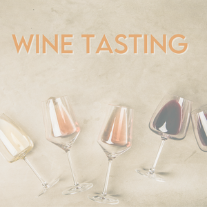 Wine Tasting - May 15th