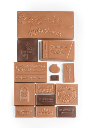 Corporate Logo Business Chocolate