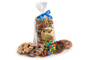 Fantasy Gourmet Chocolate Covered Pretzels