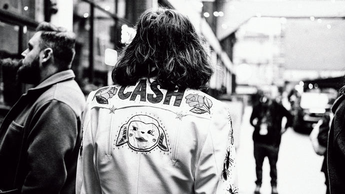Henri Cash/Starcrawler - Everyday Hero - Bad Luck Magazine