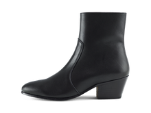Load image into Gallery viewer, Gracie Zip Boot - Blackbird