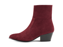 Load image into Gallery viewer, Gracie Zip Boot - Little Red Rooster