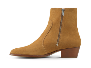 Zimmerman Zip Boot - Tobacco Road