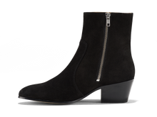Load image into Gallery viewer, Gracie Zip Boot - Black Coffee - Everyday Hero