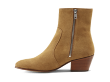 Load image into Gallery viewer, Gracie Zip Boot - Tobacco Road - Everyday Hero