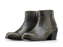 Load image into Gallery viewer, Manero Boot - Elephant Black