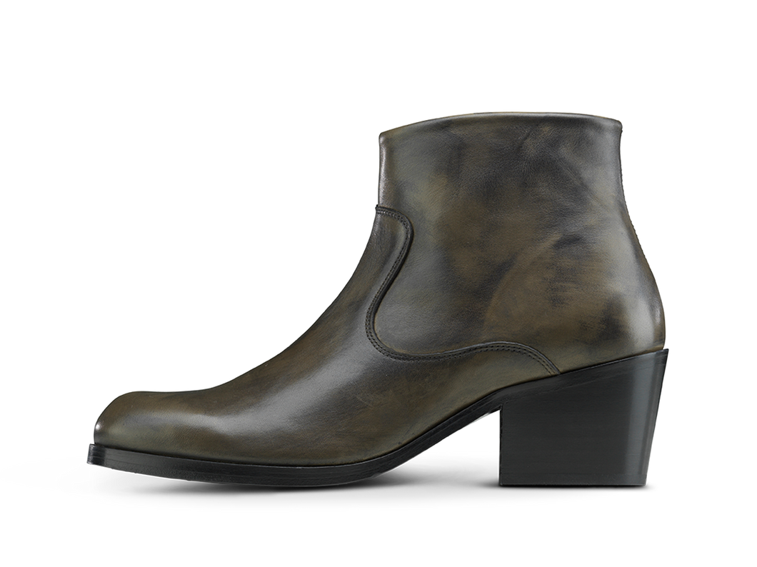 Manero Boot - Elephant Black - Everyday Hero