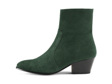 Load image into Gallery viewer, Gracie Zip Boot - Green River
