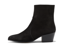 Load image into Gallery viewer, Gracie Zip Boot - Black Coffee