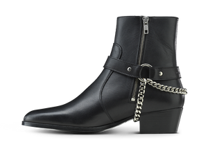 Zimmerman Chain Boot - Blackbird - Everyday Hero