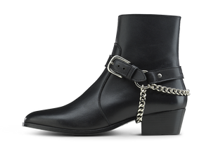 Zimmerman Chain Boot - Blackbird