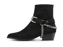 Load image into Gallery viewer, Zimmerman Chain Boot - Black Coffee - Everyday Hero