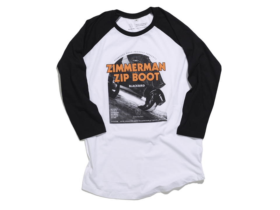 Baseball Zimmerman Tee