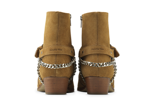 Zimmerman Chain Boot - Tobacco Road
