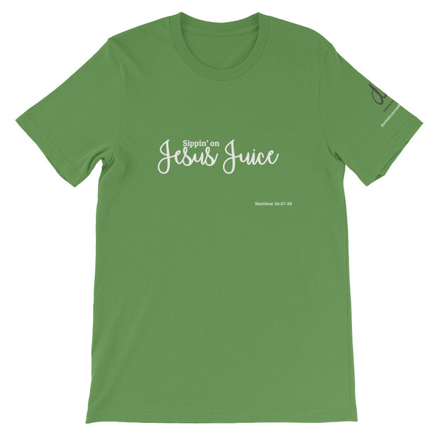 Sippin' On Jesus Juice T-Shirt (Unisex)
