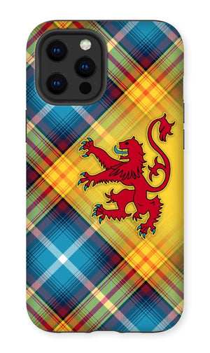 The DECLARATION Tartan ~ Phone Case with Lion Rampant (collection 1)