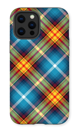 The DECLARATION Tartan ~ Phone Case (collection 1)
