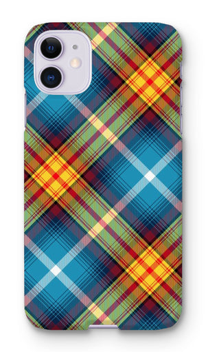 The DECLARATION Tartan ~ Phone Case (collection 2)