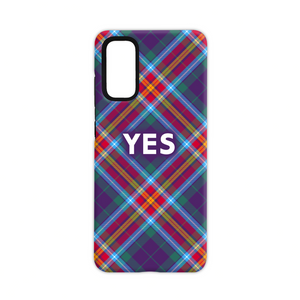 YES ~ Alba gu bràth ~ Tartan Phone Case (collection 4)