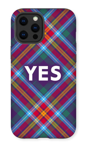 YES ~ Alba Gu Bràth ~ Tartan Phone Case (collection 1)