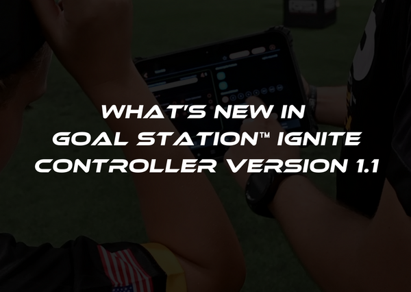 Ignite Controller App version 1.1