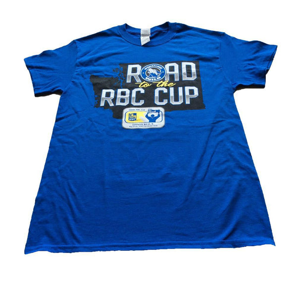 Road to RBC Cup T-shirts