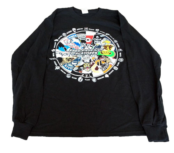 Multi-Team Playoffs 2019 Long Sleeve Shirt