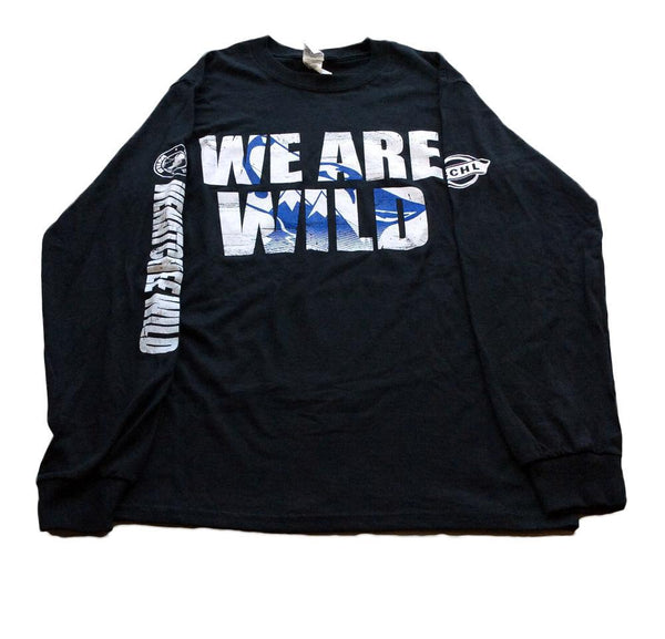 """We Are Wild"" Long Sleeve Shirt"