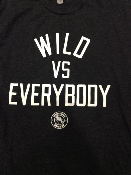 Wild vs. Everbody Long Sleeve Shirt