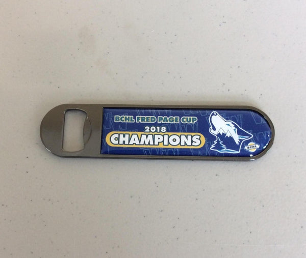 Bottle Opener/Magnet