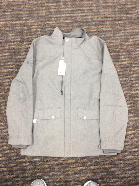 Player's Line - Gray Jacket