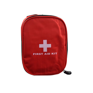 25pcs/pack Safe Camping Hiking Car First Aid Kit Medical Emergency Kit Treatment Pack Outdoor Wilderness Survival