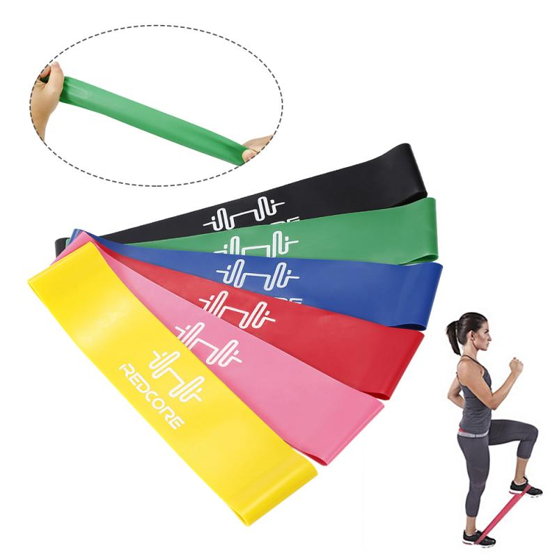 Yoga Resistance Rubber Bands