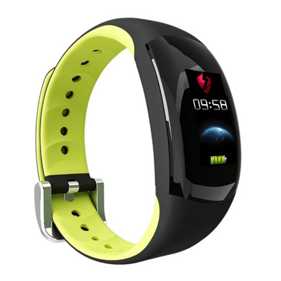 LT02 Smart Fitness Bracelet Big 3D Display Heart Rate Monitor Waterproof Pedometer Smart Band Long Time Standby