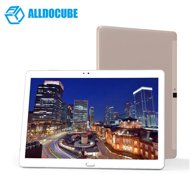 Alldocube Cube Free Young X7/ t10 Plus Phone Tablet 10.1 inch IPS 1920*1200 MT8783V-CT Octa Core Android 6.0 3GB Ram 32GB Rom