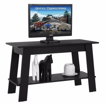 2 Tier Elevated TV Stand Coffee Table