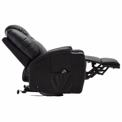 Electric Lift Power Recliner Chair Heated
