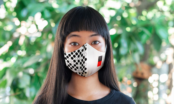 Swinburne face masks designed to encourage social connection