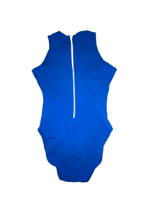 Womens Blue Swimsuit