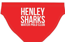 Load image into Gallery viewer, Henley Male Waterpolo Suit