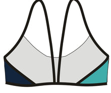 Load image into Gallery viewer, 6-8 Elite Academy Bikini Top