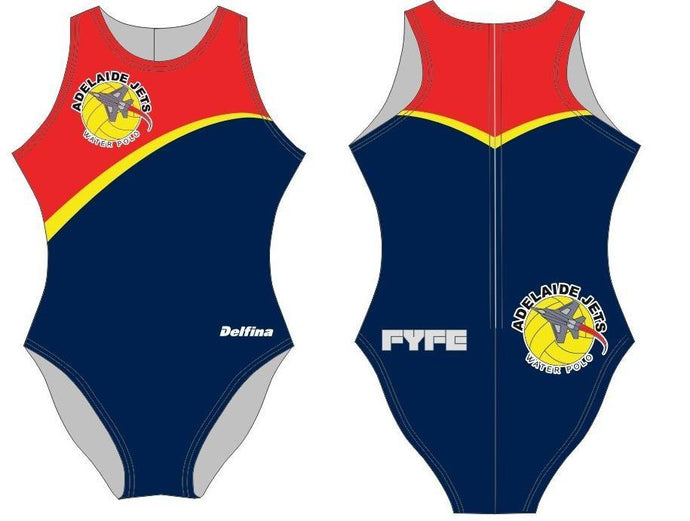 FYFE Adelaide Jets Female Water Polo Suit (Compulsory)