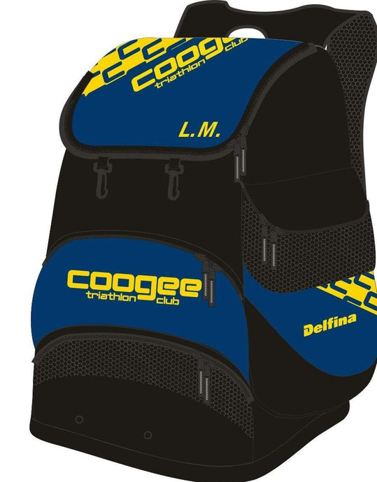 Coogee Triathlon Large Bag