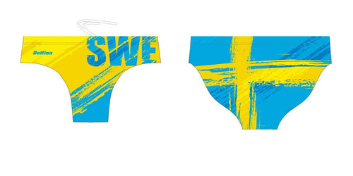 Gallery male water polo + swim brief 2