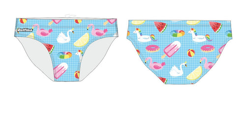 Gallery male water polo + swim brief 6