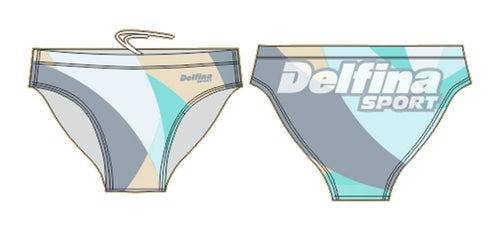 Gallery male water polo + swim brief 13